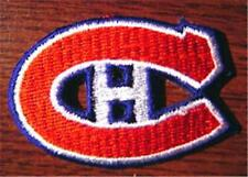 """Montreal Canadiens NHL Hockey Jacket Patch 8 1/2"""""""