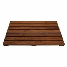 Conair Shower Mat - Bathroom - Acacia Wood (cham1)