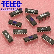 1 PC. MC3357P Low Power Narrowband FM IF  CS = DIL16