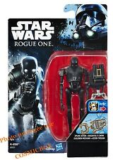 STAR WARS ROGUE ONE figurine K-2SO robot droide de sécurité Hasbro action figure