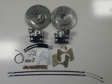 64 65 66 67 CHEVELLE GTO REAR DISC BRAKE CONVERSION