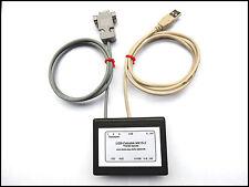 USB Cat Kabel Potenzialgetrennt für Kenwood TS480, TS570, TS590, TS870, TS2000