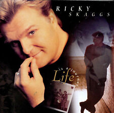 Life Is a Journey Ricky Skaggs MUSIC CD