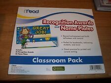 Mead Recognition Awards & Name Plates Teacher Resource Classroom Pack NEW Sealed