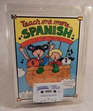 NEW Teach Me More Spanish:  A Musical Journey Through the Year by Judy Mahoney