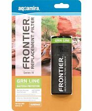 Aquamira Frontier Max Replacement Filter - Series IV Green Line