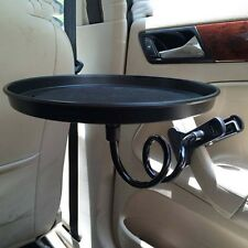 Car Auto Mount Holder Stand Travel Drink Cup Bottle Table Stand Food Water Tray