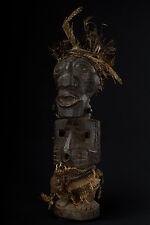 Statuette fétiche  SONGYE power figure fetish CONGO (DRC/RDC)