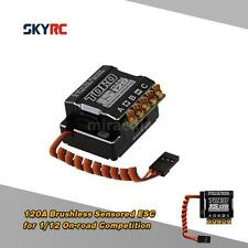 SkyRC 1S120 120A 1S LiPo Battery Brushless ESC w/ 6V/3A BEC for 1/12 RC Car E6K0