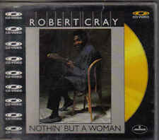 Robert Cray-Nothin But A Woman cd video maxi single