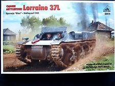 Armored tractor Lorraine 37L, Op. BLAU, Stalingrad 1942 , RPM, 35014, Scale 1/35