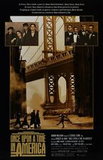 Once Upon A Time In America movie poster - 11 x 17 inches - Robert De Niro