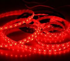 5 M STRISCIA STRIP 300 LED SMD 5050 ROSSA 5 METRI  ALTA LUMINOSITA'  WATERPROOF