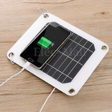 5W 5V Solar Energy Panel For Home Travel Hinking USB Port Phone Charger Battery