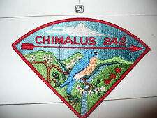 OA Chimalus Lodge 242,P1,1960s Bluebird Pie,57,67,275,540,Washington Green Cl,PA