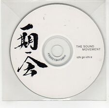 (GG649) The Sound Movement, Ichi Go Ichi E - DJ CD