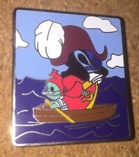 Fantasy PIn LE 100 Disney Stitch And Scrump Dressed As Captain Hook Peter Pan
