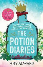 The Potion Diaries by Amy Alward Paperback BRAND NEW BESTSELLER