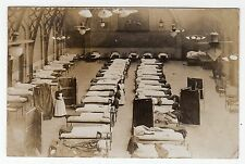 LINCOLN TYPHOID OUTBREAK 1905: Lincolnshire postcard (C5432).