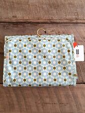ORLA KIELY Wild Meadow Hanging Travel Organizer Toiletries Cosmetic Bag