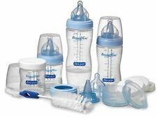 The First Years Breastflow Bottle Gift Set Baby Starter New Born Nipples Brush