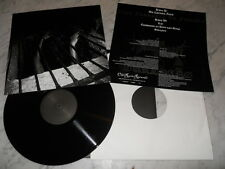 Hypothermia / Durthang SPLIT LP TEST PRESS NO NUMBERED NEW+++NEU+++