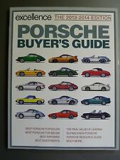 "2013 / 2014 Porsche Buyer's Guide ""Best Porsche   $10,000"" RARE!! Awesome L@@K"