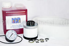 Maintenance Service Compressor Kit (KM51) With Oil For Hydrovane 5/15/501/502