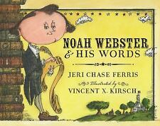 Noah Webster and His Words-ExLibrary