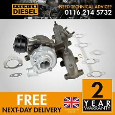 Audi Ford Seat Skoda VW 1.9 TDI (8L) 85 Kw 115 HP 713673 454232 Turbo + Gaskets