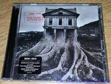 "BON JOVI  ""This House Is Not For Sale""  NEW  (CD, 2016)"