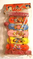 Old Vintage 1960-70 S' Little Musicmaker Xylophone Game Toy Tin Metal Japan