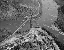 Harpers Ferry WV 2 photos aerial view 1970 & church ruins 5x7s or request 1 8x10