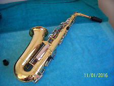 Yamaha YAS-23 Made in Japan  Alto saxophone sax , Ready for school  VG Cond.