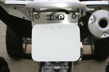 Can Am DS 450 hepatv rear number plate kit new!!
