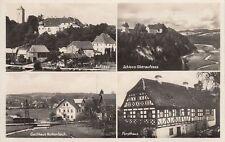 24803- Unteraufseß mit Forsthaus Gasthaus Rothenbach Hollfeld Landkr. Bayreuth