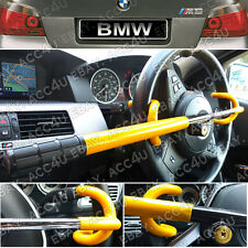 For BMW, Car Double Claw Anti Theft Strong High Security Steering Wheel Lock