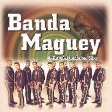 Exitos Originales en Vivo by Banda Maguey (CD, Nov-2004, Sony Discos Inc.)