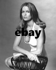 "Barbara Bach James Bond 007 10"" x 8"" Photograph no 8"