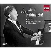 Legendary Rubinstein: Chopin (2013) New & Sealed