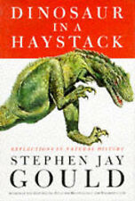 Stephen Jay Gould - DINOSAUR IN A HAYSTACK - tpbk