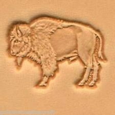 Craftool 3-D Leather Stamp Buffalo (88418-00)