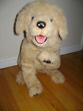 Fur Real BISCUIT MY LOVIN' PUP GOLDEN RETRIEVER DOG FurReal Interactive Hasbro