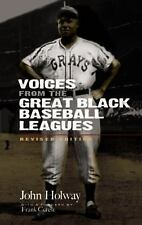 Voices from the Great Black Baseball Leagues: Revised Edition (Dover Baseball)