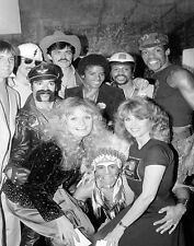 Studio 54 Village People Michael Jackson Bruce Jenner Valerie Perrine # 3909