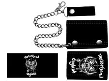 Motorhead: England Chain Wallet  Official Item  New