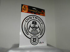 The Hunger Games District 12 Seal Vinyl Decal, 7-1/2 IN x 7-3/4 IN