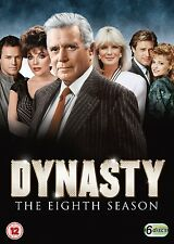 DYNASTY - COMPLETE  SEASON 8 - DVD - UK Region 2 / sealed