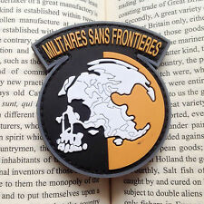 New METAL GEAR SOLID MGS PEACE WALKER MILITAIRES SANS FRONTIERES PATCH