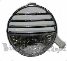 4321 - 584726 LIGHT HORNCOVERS HORN COVER FRONT VESPA GTS 125 250 300